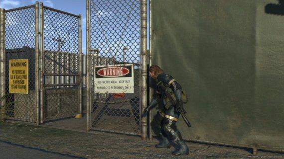 Metal Gear Solid 5: Ground Zeroes - Частота кадров и FPS. Сравнительные скриншоты