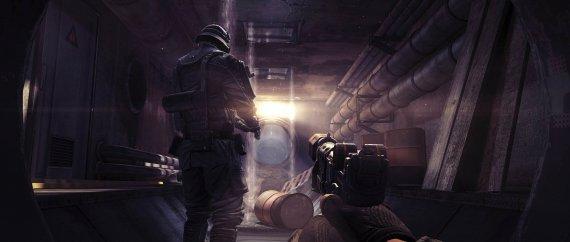 Подборка новых скриншотов Wolfenstein: The New Order