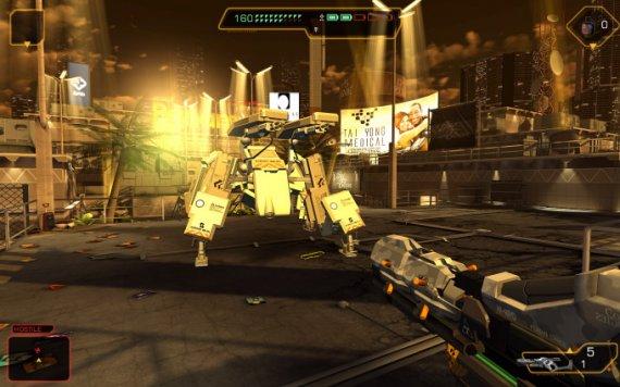 Deus Ex: The Fall анонсирован для PC (Обновлено)