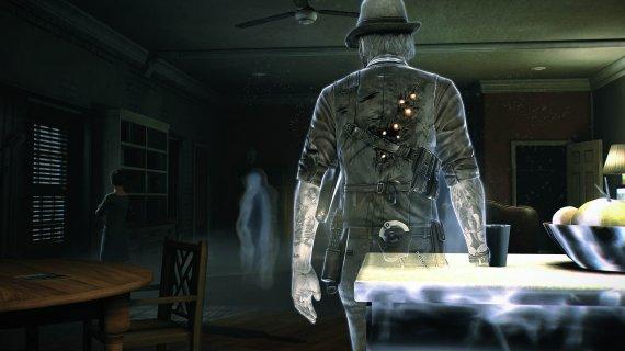 Подборка новых скриншотов Murdered: Soul Suspect