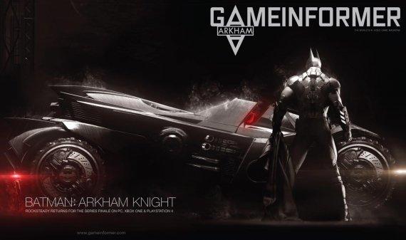 Анонс Batman: Arkham Knight - Финальная игра серии. Трейлер
