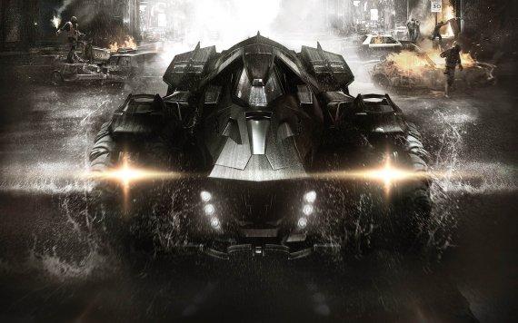 Первые детали и подробности Batman: Arkham Knight