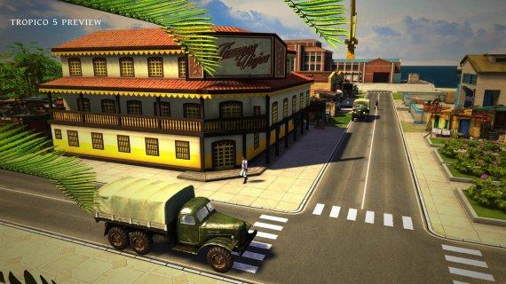Время выхода и новые скриншоты Tropico 5