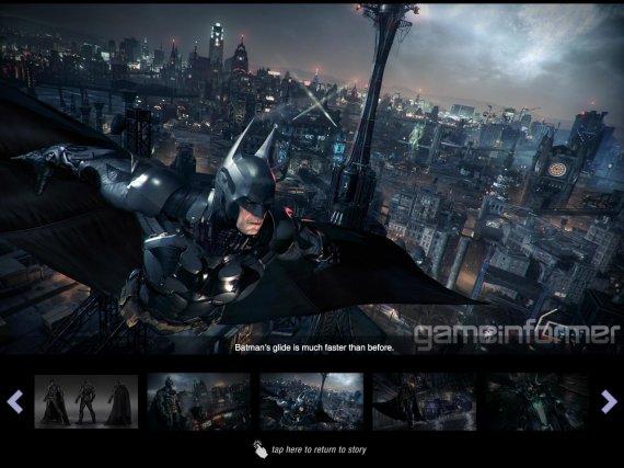 Подборка артов и скриншотов Batman: Arkham Knight