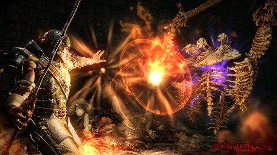 Дата выхода и новые скриншоты Bound by Flame