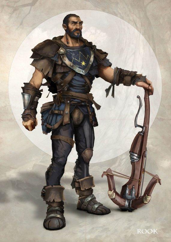 Fable Legends - Представлен персонаж класса Воин
