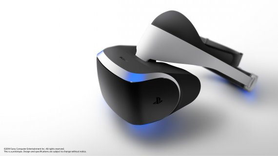 Sony анонсировала для PS4 шлем виртуальной реальности Project Morpheus