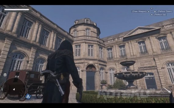 Слух: Скриншоты Assassin's Creed: Unity