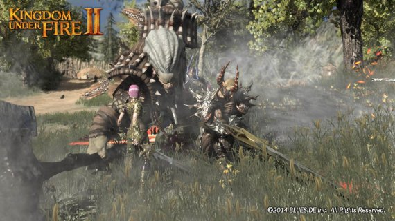 Новый трейлер и скриншоты Kingdom Under Fire 2