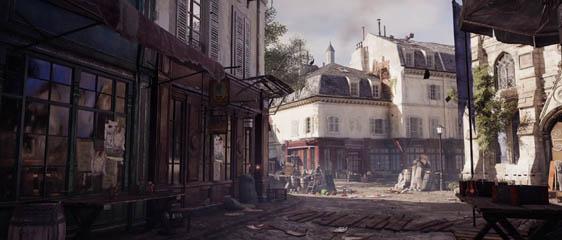 Немного первых деталей Assassin's Creed Unity (Обновлено)