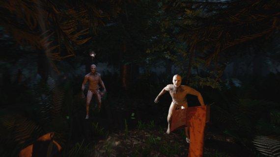 Несколько новых скриншотов The Forest (Обновлено)