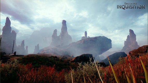 Два новых скриншота Dragon Age: Inquisition (Обновлено)