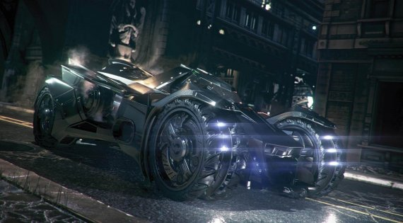 Подборка скриншотов Batman: Arkham Knight (Обновлено)