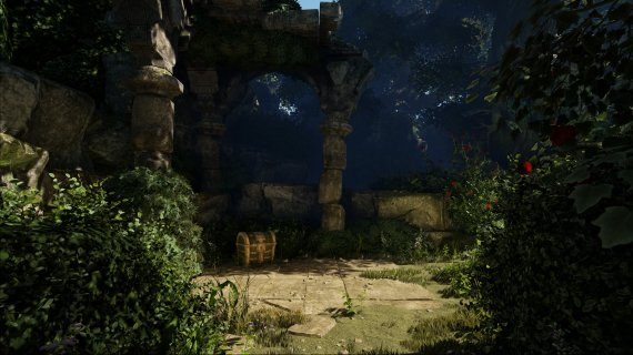 Первый взгляд на динамическое освещение в Fable Legends (Обновлено)