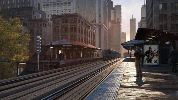 Новые скриншоты Watch Dogs - Чикаго