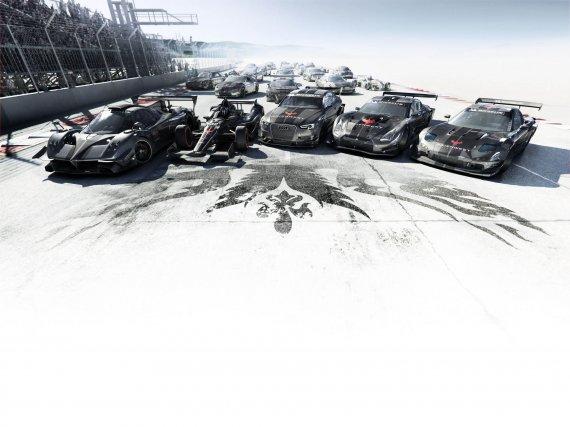 Анонс GRID: Autosport. Скриншоты