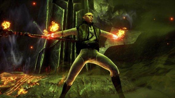 Геймплейный трейлер Dragon Age: Inquisition (Обновлено)