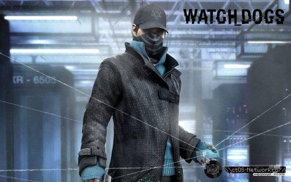 Скриншоты PC-версии Watch Dogs и модник Эйден Пирс (Обновлено)
