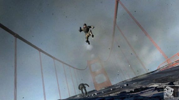 Call of Duty: Advanced Warfare - Дебютный трейлер и первая информация