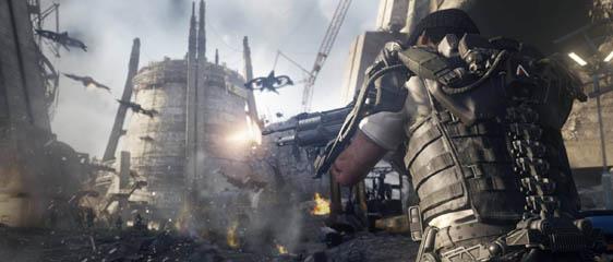 Подробности сюжета и новые скриншоты Call of Duty: Advanced Warfare