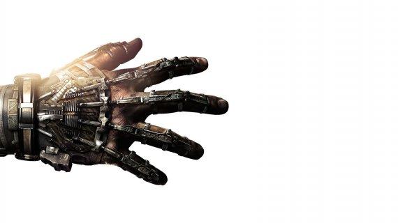 Подробные изображения экзоскелета из Call of Duty: Advanced Warfare