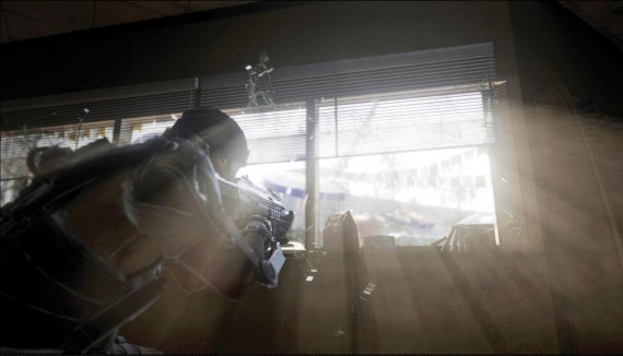 Call of Duty: Advanced Warfare - Ещё скриншоты и новая информация