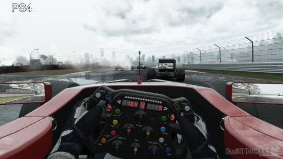 Скриншоты Project CARS: PS4 против PC