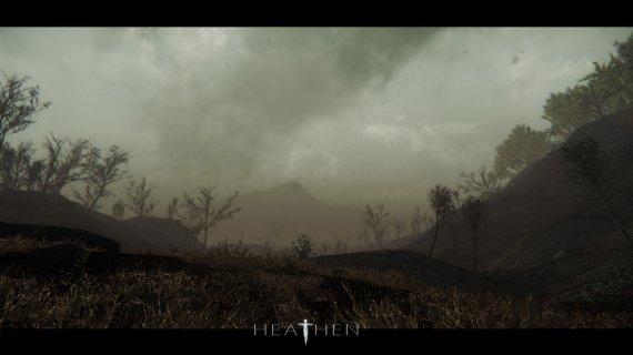 Дебютный трейлер и скриншоты шутера Heaten