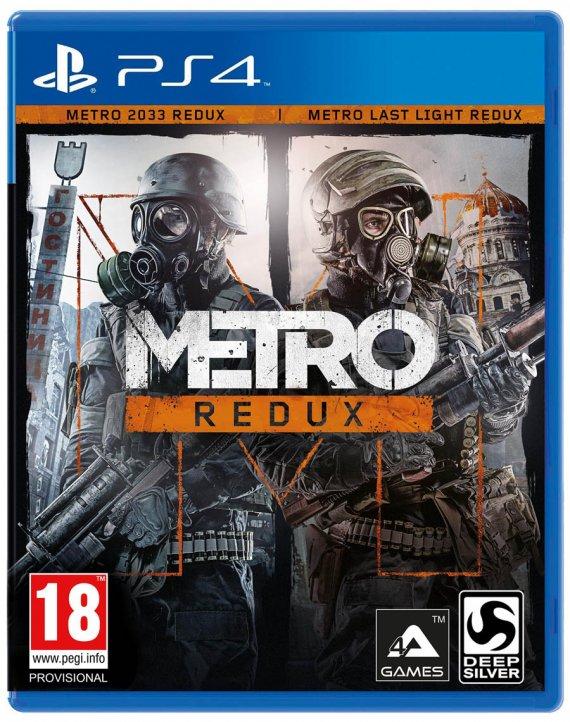 Анонс и дебютный трейлер издания Metro: Redux (Обновлено)