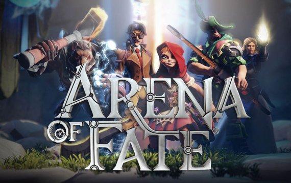 Тизер и анонс проекта Arena of Fate от Crytek  (Обновлено)
