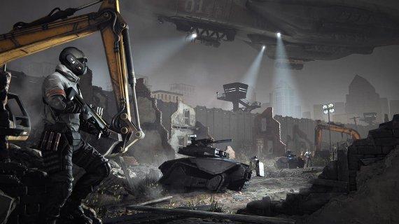 Анонс Homefront: The Revolution - Трейлер и первые изображения