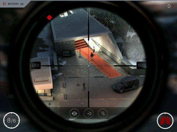 Анонсирован мобильный Hitman: Sniper