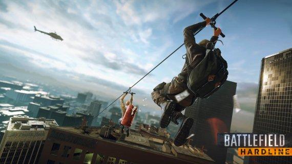 Дата выхода и новый трейлер Battlefield: Hardline