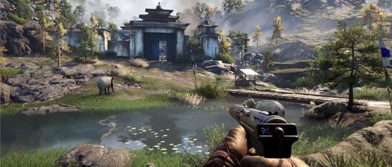 Семь минут геймплея Far Cry 4 + скриншоты (Обновлено)