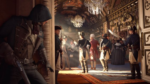Геймплей и трейлер Assassin's Creed: Unity с E3 2014 (Обновлено)