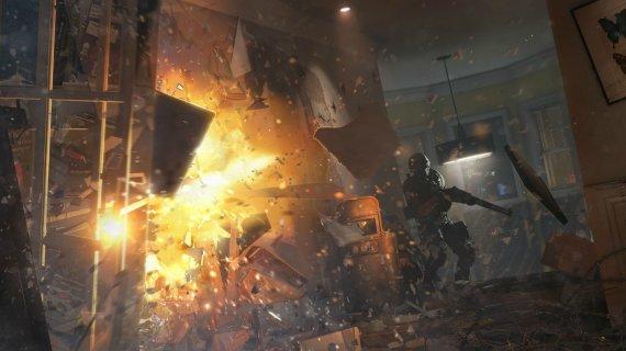 Анонс и геймплей Rainbow Six: Siege (Обновлено)
