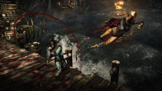 Новый геймплей Mortal Kombat X (Обновлено: Скриншоты)