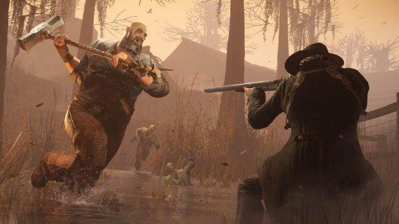 Экшен HUNT: Horrors of the Gilded Age. Анонс новой игры от Crytek (Обновлено)