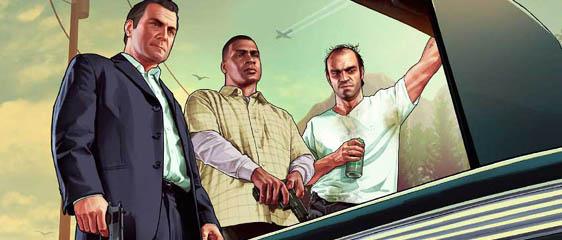 Сравнительные скриншоты GTA 5 - PS4 vs. PS3