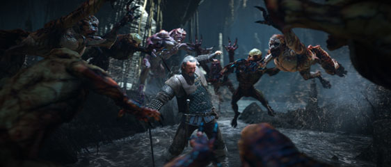 Подборка скриншотов The Witcher 3: Wild Hunt