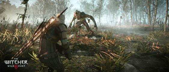 Технические подробности The Witcher 3 для Xbox One и PS4