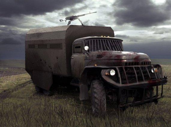Areal - новая игра от создателей S.T.A.L.K.E.R. и Metro: Last Light
