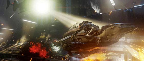 Call of Duty: Advanced Warfare хочет стать новым Modern Warfare (Обновлено)