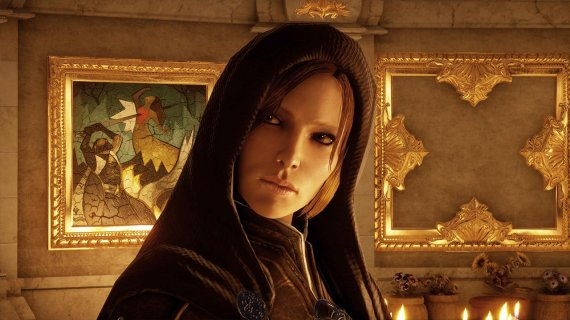 Скриншоты Dragon Age: Inquisition – Лелиана