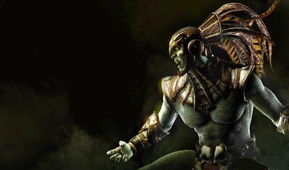 Изображения новых персонажей Mortal Kombat X
