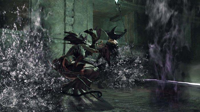 Скриншоты дополнения Crown of the Sunken King для Dark Souls 2