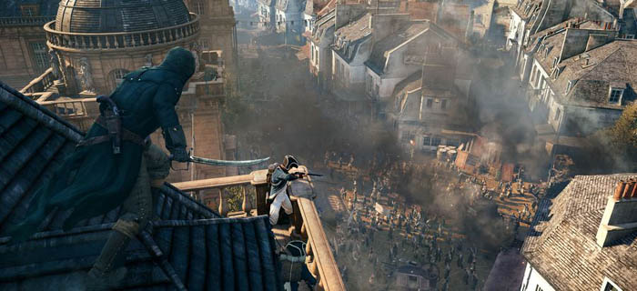 Трейлер Assassin's Creed: Unity - Движок Anvil
