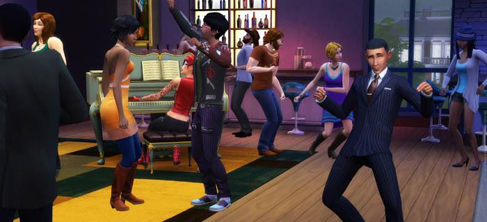 Минимальные системные требования The Sims 4