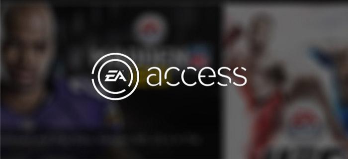 Анонсирован сервис EA Access для Xbox One (Обновлено)