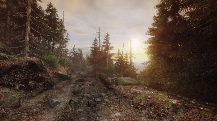 Три новых скриншота The Vanishing of Ethan Carter